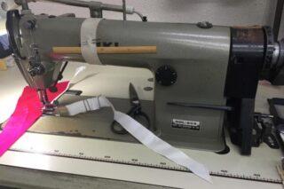 縫製工場必須アイテム|パイピングアタッチメント専用ミシン