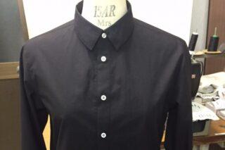 新規ブランド「山内」様のメンズシャツ