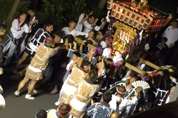 さいたま市桜区神田の夏祭り 2016.07.09