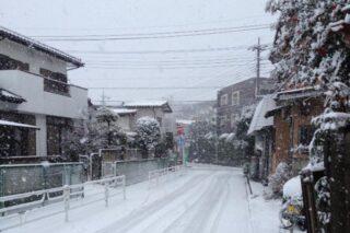2013.01.14雪の日でした