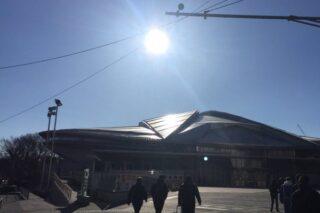 東京体育館2017.02.19