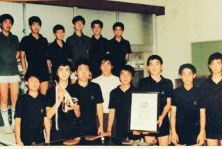 卒業写真、東浦和中学